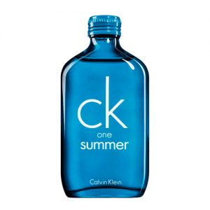 Ck One Summer 2018 Unissex Eau De Toilette 100ml na Licalivias