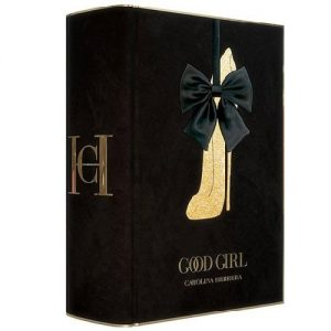 Kit Ch Good Girl Eau De Parfum 50ml e Loção Corporal 75ml Licalivias