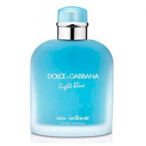 Light Blue Intense Pour Homme Eau De Toilette 100ml Licalivias